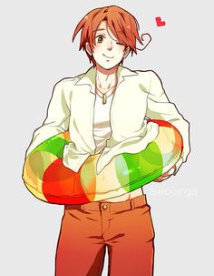 Seborga (Hetalia) WHEN DID HE EXIST I DIDNY KNOW THIS MY GOODNESS