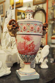 Pot couvert, Niedrwiller, XIXéme siècle http://www.marche-dauphine.com/mercier-patrice/