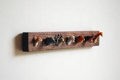 toy animal jewelry rack