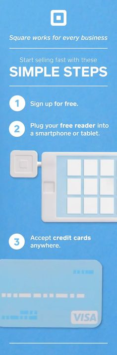 Get Your Free Square Reader