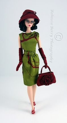 Muffy in Miniature Couture 1 | Flickr - Photo Sharing!