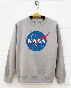 Nasa tshirts. teen gift funny tumblr graphic shirts pullover sweatshirt sweater shirt women sweatshirt men sweatshirt
