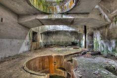 Abandoned Wagakawa hydro power plant, Japan  [Eugene Madatov]