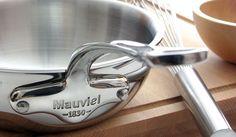 Kitchenware: Mauviel Copper Pans, Revol Bakware, Pillivuyt Bakeware, Rosle Kitchen Tools