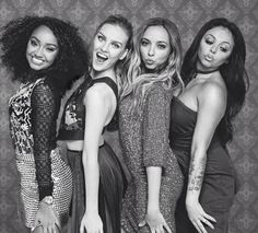 Nueva foto de Little Mix #LittleMixHair