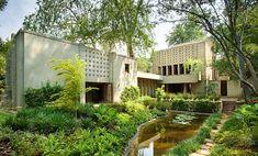 Frank Lloyd Wright's Millard House In Pasadena | Take Sunset