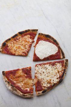 The best pizzas in New York: Otto Enoteca e Pizzeria near Washington Square Park.