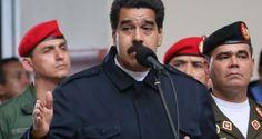 ¡DICTADOR! Maduro anuncia autodisolución de la Asamblea y elecciones parlamentarias