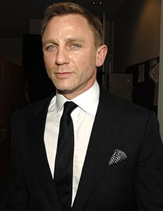 Daniel Craig, esquire's best dressed men in the world 2007