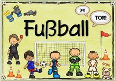 """Ideenreise: Themenplakat """"Fußball"""""""