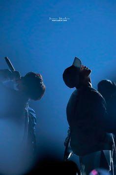 Suga and Jimin ❤ BTS 3rd MUSTER (161112/161113) #BTS #방탄소년단