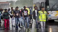 Holenderskie ośrodki dla azylantów bliskie przepełnienia #popolsku