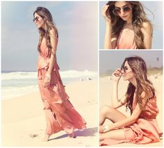 Soft, romantic and lovin the colors!  Makes me ready for beach time, what about you?
