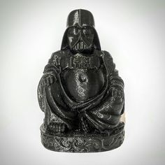 "3D odštampan model ""Darth Vader - Budha"" Star Wars tribute. Naručite Vaš primerak za samo 1200din.  3D printed ""Darth Vader - Budha "" Star Wars tribute  3D Print Studio  - Novi Sad  __________________________  381 6 12345 709  www.3dprintstudio.rs  info@3dprintstudio.rs  #3dprintstudio #3dštampanje #3dštampa #3dprint #3dprinting #3dprinted  #deltatower #srbija #serbia #novisad #novosadski #starwars #force #darthvader #buda #budha #darthvaderbuda #black #pla by 3dprintstudio.rs"