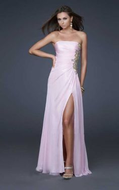 prom-dresses-with-slits-up-the-side.jpg (400×640)