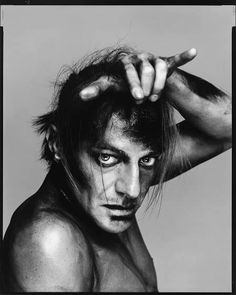 John Galliano, fashion designer, December 1999   	Copyright	 	© 2008 The Richard Avedon Foundation
