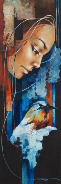 victoria stoyanova art | Artodyssey: Victoria Stoyanova - Viktoria Stoyanova