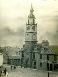 Saltcoats Town Hall West Coast Scotland, Local History, Town Hall, Vintage Photography, Glasgow, Old Photos, City, Building, Places