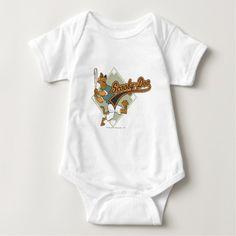 Scooby Doo Baseball. Regalos, Gifts. #camiseta #tshirt