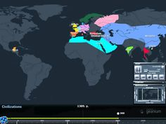 The History of the World's Civilizations in 2 Minutes      2010