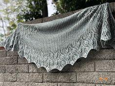 Ravelry: Sylvan Tales Shawl pattern by Julia Decker