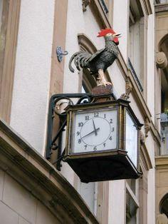 Un coq, vous le trouverez à Strasbourg