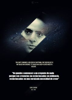 Ateismo para Cristianos.: Frases Célebres Ateas. Carl Sagan. Carl Sagan, Rafiki Quotes, Physics Concepts, Super Soul Sunday, Alan Watts, Dark Thoughts, Architecture Quotes, Kahlil Gibran, Sunday Quotes