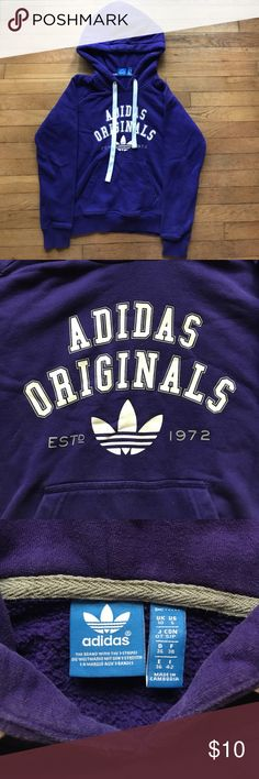 Adidas Originals Sweatshirt Good condition, no wear noticable, does have thick material. adidas Tops Sweatshirts & Hoodies