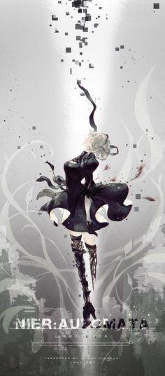 NieR Automata 2B #nierautomata #cosplayclass