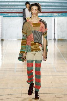 Vivienne Westwood | Menswear - Autumn 2017 | Look 1