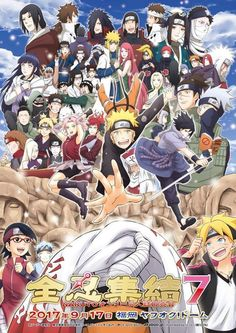 Naruto: The Manga and Anime Series... And an ingredient in ramen.