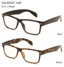 0800156560 Intelli  AJ Morgan Eyewear - Fashion Eyewear - Designer Reading Glasses - Reading  Glasses Reading