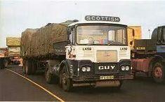 GUY  (uk) Vintage Vans, Vintage Trucks, Cool Trucks, Big Trucks, Classic Trucks, Classic Cars, Old Lorries, Commercial Vehicle, The Good Old Days