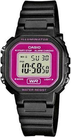 Zegarek damski Casio LA-20WH-4A - sklep internetowy www.zegarek.net