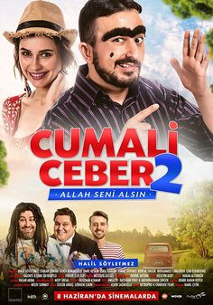 Cumali Ceber 2 izle | HD film izle | film izle | HDFilmcehennemiBOX.com Animal Posters, 2 Movie, Clash Of Clans, Mma, Serum, Allah, Movie Posters, Dramas, Animals