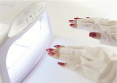 Never worry about UV Lamps and their safety again! Check out my blog for more on this! http://nailcaffeine.com/