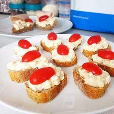 Vajíčková fitness pomazánka s tuňákem - recept Bajola