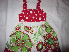Our Crazy Crafty Life: DIY American Girl knot dress tutorial