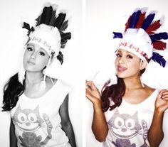 Ariana Grande funny