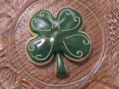 St. Patrick's Day Sugar Cookie