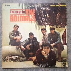 SE 4324 Collectible/Acceptable Their 1st greatest hit collection released in February 1966