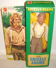 Grizzly Adams action figure and other vintage toys Vintage Toys 1970s, Vintage Tv, Retro Toys, Vintage Dolls, Gi Joe, Big Jim, Grizzly Adams, Play Barbie, Barbie Dolls