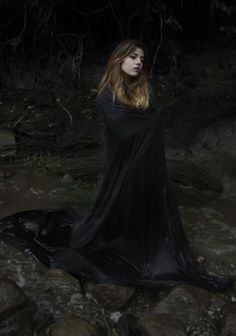 Fine art. Photography. Black. Dark. Nature. Water.