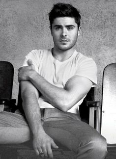 Zac Efron, I want your babies