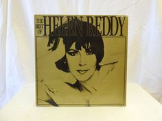 Vinyl Records and Vintage T-Shirts. Helen Reddy, Vintage Records, Vinyl Records, Paper Shopping Bag, Good Things, Decor, Decoration, Decorating, Deco
