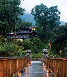 Inkaterra Machu Picchu Pueblo Hotel — Machu Picchu, Peru  Visit http://wanderlustcrew.com for more travel tips