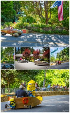 The Nevada City Soapbox Derby returns, Sunday, June Pioneer Park, Photos by Kial James. Nevada City California, Northern California, City Events, Local Events, Derby, Grass Valley, Lake Tahoe, Art Cars, Outdoor Activities