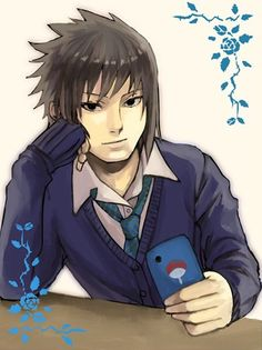 Sasuke Uchiha                                                                                           Más