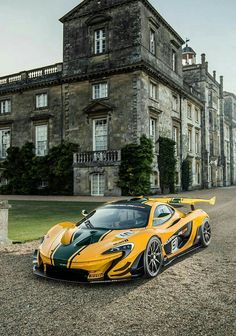 McLaren P1 GTR Race Car #RePin by AT Social Media Marketing - Pinterest Marketing Specialists ATSocialMedia.co.uk