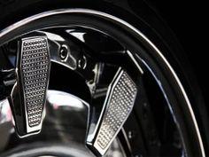 Diamond Crusted Hot Wheel's of  Fortune Rare Luxury Rim's